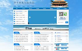 济宁网站建设公司-济宁保险行业官网-济宁网站建设